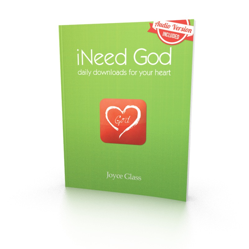 iNeed God Book - Large
